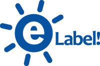 Logo multietichetta eLabel!